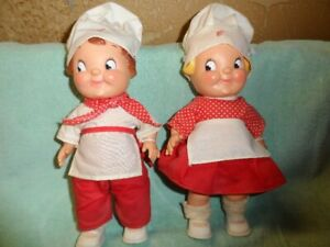 Campbell Kids Dolls,Vintage