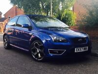 FORD FOCUS ST-3 ( PERFORMANCE BLUE)
