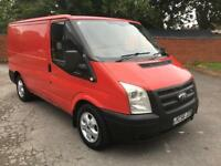 Ford Transit 2.2TDCi Duratorq ( 85PS ) 260 SWB. CUSTOM 2016 ALLOYS. MOT, 08.2018