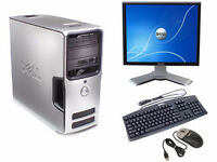 Dell Complet + Core Duo Windows 7, 2 G Memoire pour 110 $   Ave