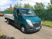 2012 Vauxhall MOVANO R4500 L3H1 CDTI DR NA Diesel Manual