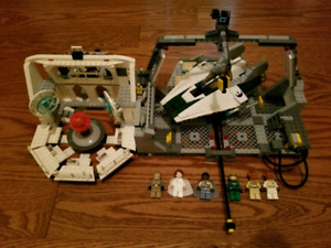 Lego Star Wars Home One Mon Calamari 7754 complete