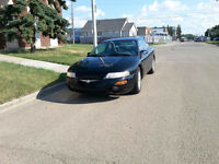 Chrysler Sebring LXI Coupe (2 door) runs and drives very good