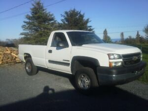 2006 CHEVROLET 2500 HD !! SALE THIS SATURDAY !!
