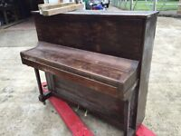Free Piano to anyone who can pick it up