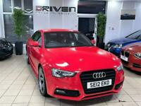 2012 AUDI A5 2.0 TDI 177 S LINE BLACK EDITION + FREE DELIVERY TO YOUR DOOR