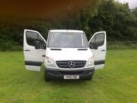 MERCEDES SPRINTER RECOVERY TRUCK EURO 5 P/X WELCOME