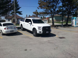 2015 Ford 150 Lariat Sport