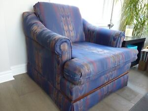 Kroehler Easy Chair Sarnia Sarnia Area image 1