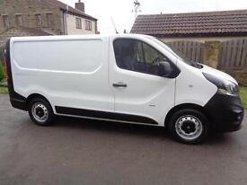 2014 (64 reg) Vauxhall Vivaro 1.6CDTi SWB Van, Excellent Cond