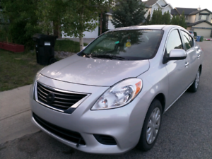 Nissan Sentra 2012 Lady Excellent Condition