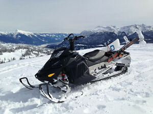 Summit 800R 163 2011 with T-motion kit