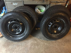 206/60/R16 Winterclaw Winter Tires