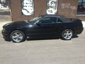 2007 Ford Mustang california Cabriolet convertible