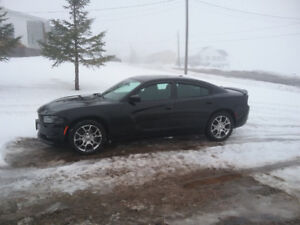 2016 AWD DODGE CHARGER