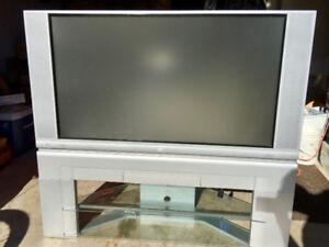 """Hitachi 50"""" Widescreen HD TV"""