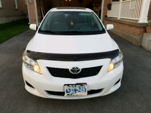 2010 Toyota Corolla low Kms! New tires. Winter tires