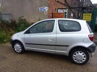 "2000 ""X"" TOYOTA YARIS 1.0 GS IDEAL FIRST CAR!!"