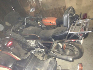 Kawasaki KZ 1300 6 cylindres