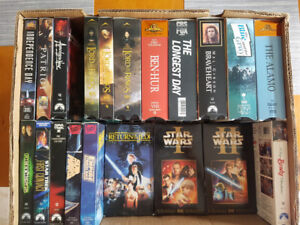 VHS action movies