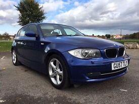 BMW 120D Sport fsh