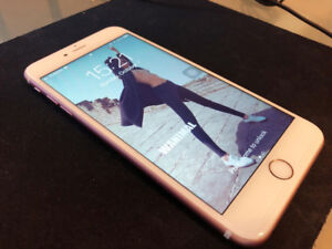 iPhone 6s Plus Rose Gold 64GB Unlocked (Excellent Condition)