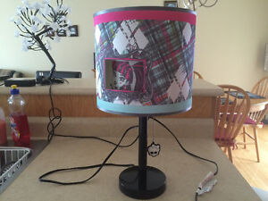 Monster High Lamp