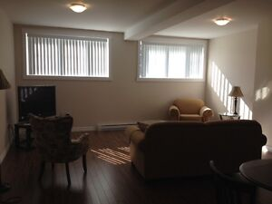 Executive Furnished 2 bedroom -available February 2016
