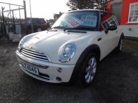 2005 Mini Cooper COOPER,Low mileage,12 months mot,Warranty,Px welcome 3 door ...