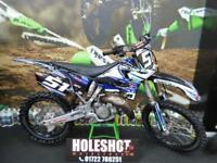 Yamaha YZ 125 Motocross Bike