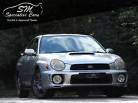 2003 03 SUBARU IMPREZA 2.0 WRX TURBO AWD 4D 220 BHP