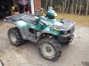 **Parting out 1999 Polaris Magnum 500**