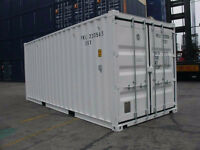NEW AND USED SEA CANS / SHIPPING CONTAINERS! COMPETITIVE PRICES!