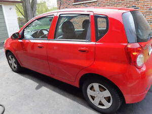 2011 Aveo LS  for sale