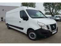 2020 Nissan NV400 NV400 L3 H2 Acenta 2.3 dCi 135PS **NEW VAN** 2.3 Panel Van Man