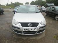 2008 Volkswagen Polo 1.2 ( 60PS ) FULL MOT NEW SHAPE