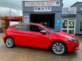 image for 2017 Vauxhall Astra 1.6 CDTi 16V Energy 5dr 50 K F.S.H. FREE ROAD TAX HATCHBACK