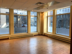 Large Retail or Office Space For Rent! St Paul Old Port.
