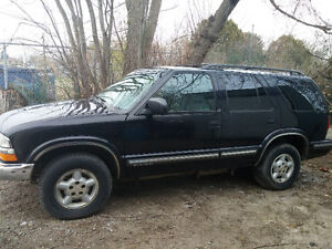 1999 Chevrolet Blazer 4.3L 4X4 SUV Peterborough Peterborough Area image 6