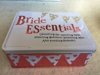 Bride Essentials Tin (ANY OFFER WELCOME)