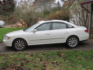 2006 Hyundai Azera Sedan