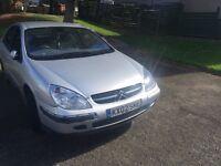 CITROEN C5 HDI TRADE CAR TO CLEAR £175