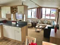 Static caravan for sale CONTACT DEAN 12 month season morecambe north west views