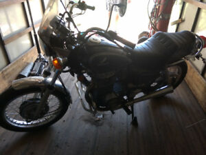 1983 Honda 450 CM motorcycle for sale