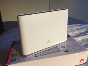 Station Turbo Huawei B882 4G LTE