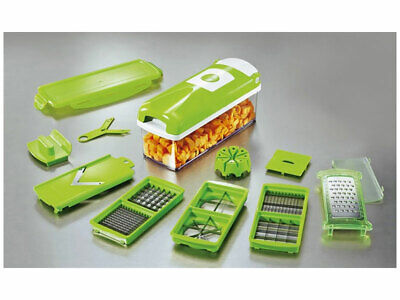 MAGIC CUBE NICER DICER 12 PIECE SET NEW IN BOX