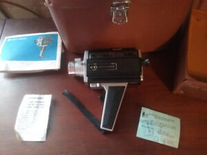 Bell & Howell Camera-sold as is