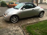 Ford StreetKA luxury cabriolet