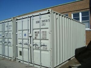 Storage Container Rentals:  Extra Storage at our Site or Yours Kingston Kingston Area image 1
