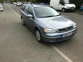Vauxhall/Opel Astra 1.6i auto part ex from van centre